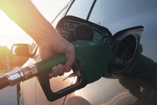 abasteça com etanol
