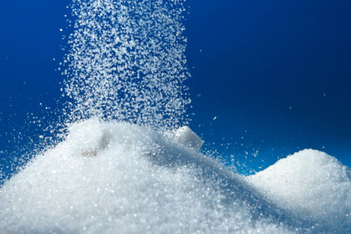açúcar industrializado