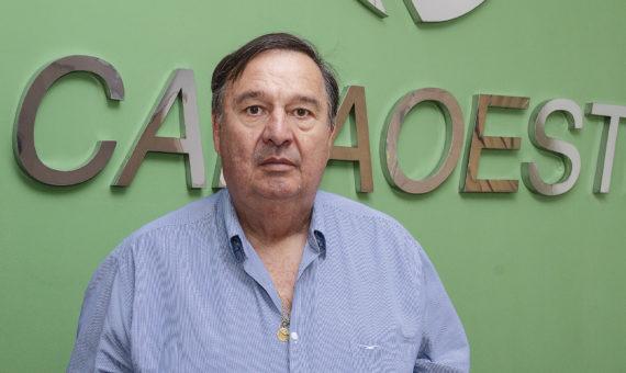 Sr Fernando dos Reis, presidente da Canaoeste