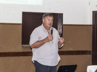 O presidente da Canaoeste, Fernando dos Reis Filhos, atualizou os presentes sobre como estão as negociações referentes ao RenovaBio