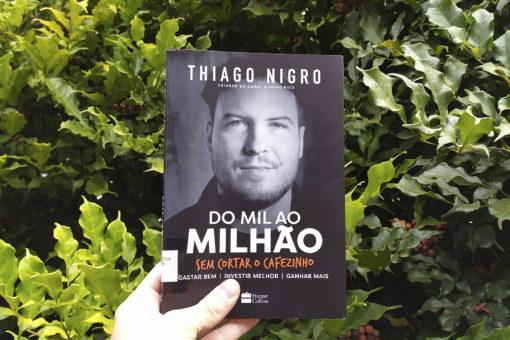 Livro do Thiago Nigro